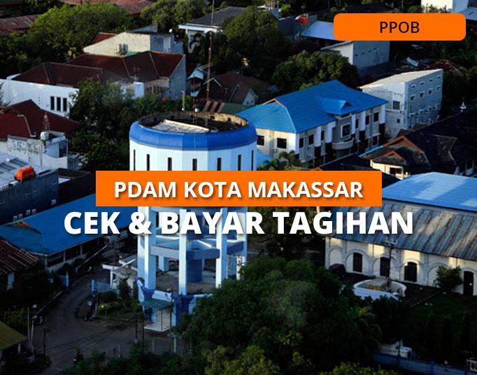 PDAM Makassar – Cek & Bayar Tagihan Murah Agustus 2021