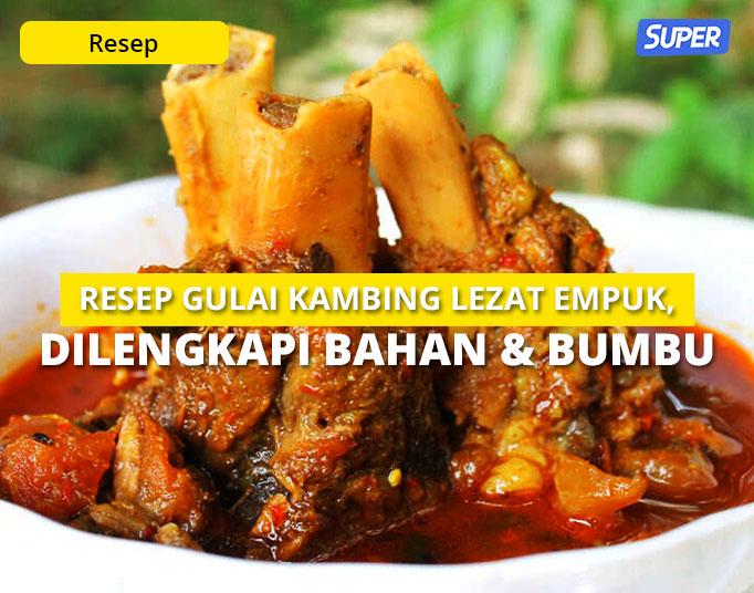 Resep Gulai Kambing