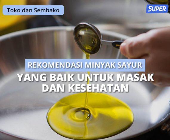 Rekomendasi Minyak Sayur