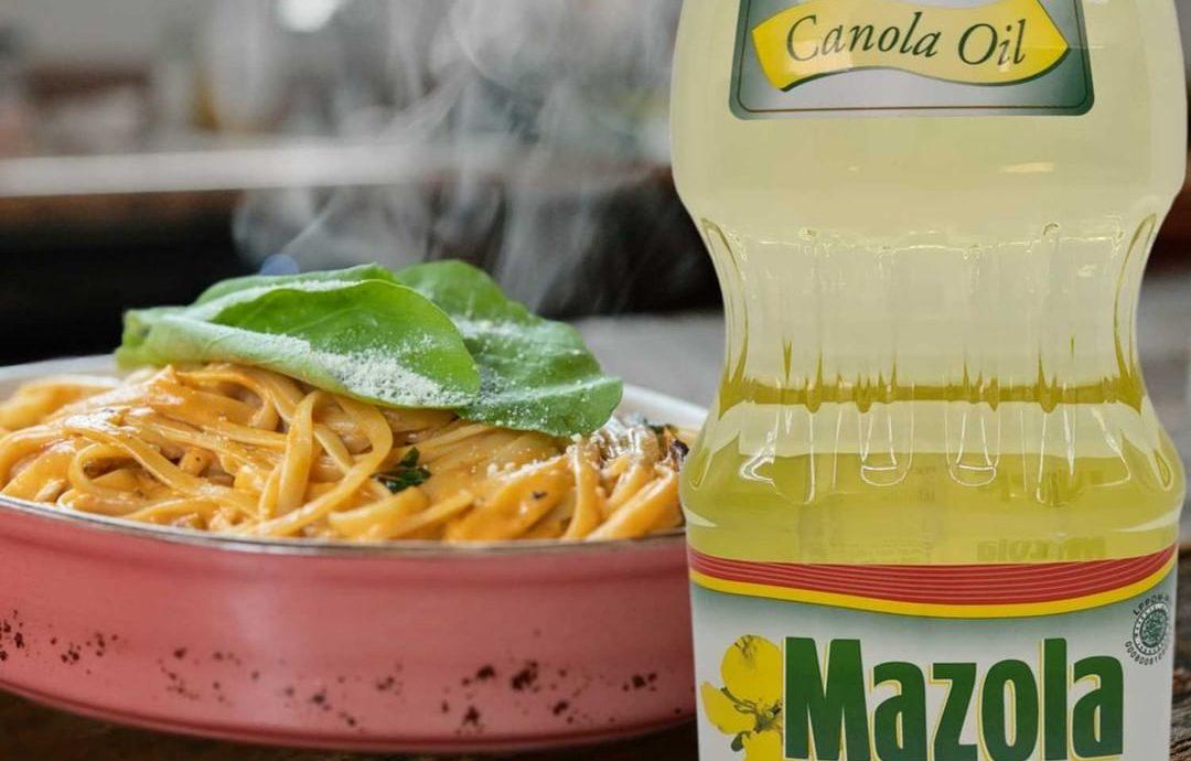 4. Mazola Canola Oil