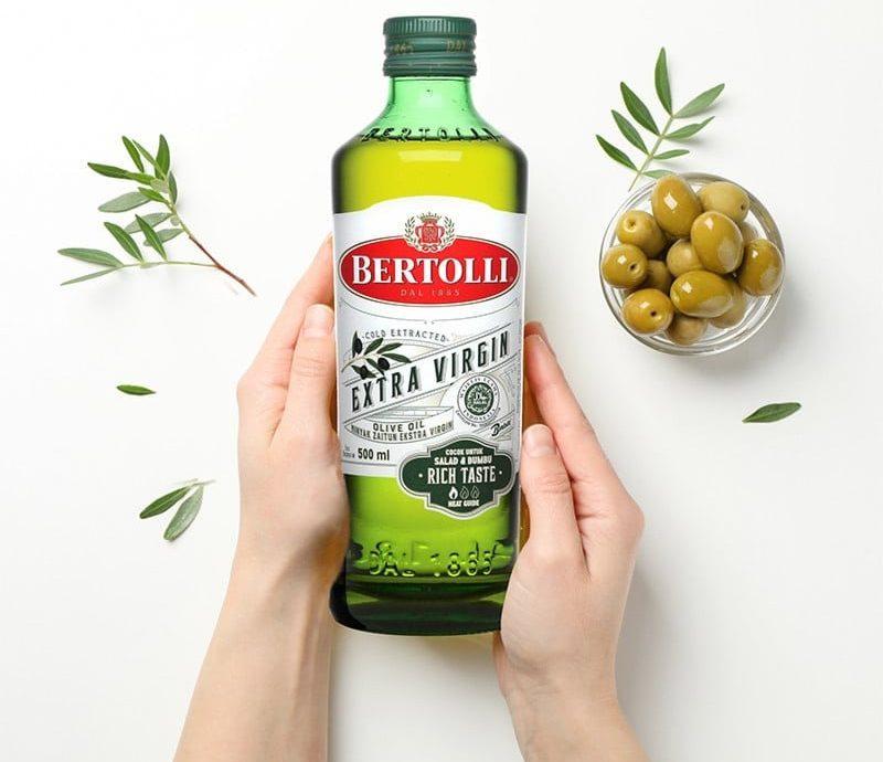 5. Bertolli Extra Virgin Olive Oil