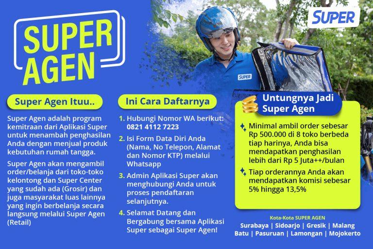 Gabung Jadi Super Agen dan Jadi Distributor Sembako Sukses!