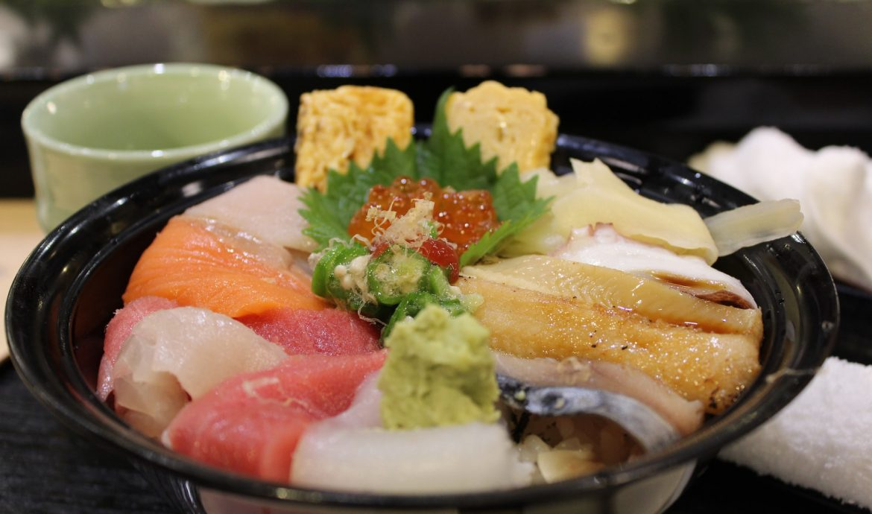 Chirasi sushi