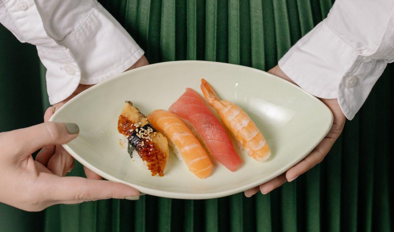 Makanan yang Dilarang Untuk Ibu Hamil: Sushi