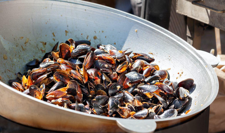 2. Seafood yang Tinggi Merkuri