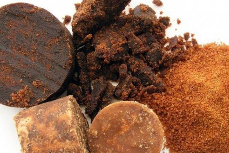 2. Warna dan Tekstur Gula