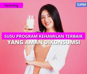 Susu Untuk Program Kehamilan