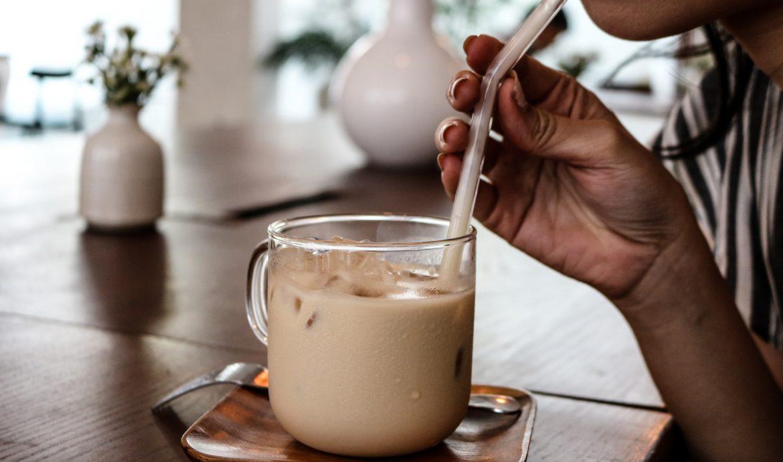 cara membuat susu kedelai cokelat